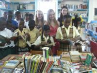 2011 - Carriacou Public Library Donation
